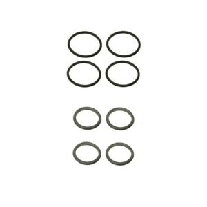For BMW E39 E53 Z8 98-03 Camshaft Seal Ring Set of 6 OES New 11311705512