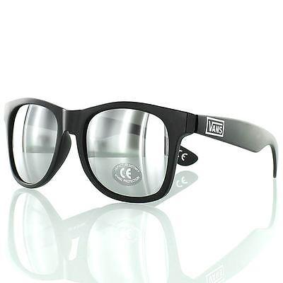 Gafas Sol Sunglasses Vans Spicoli 4 Shades Matte Black Silver Mirror