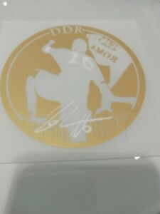 De Rossi Patch Ddr 16 Roma Toppa De Rossi Ddr16 2019 Les Clients D'Abord