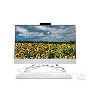 "HP 24-df0076 23.8"" Touchscreen All-in-One with AMD 4 Core Ryzen 5 3500U / 8GB RAM / 1TB HDD / Windows 10"