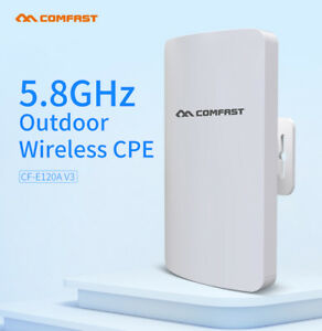 5-8GHz-300Mbps-11dBi-Outdoor-CPE-AP-Bridge-Repeater-AP-Router-WiFi-Access-Point