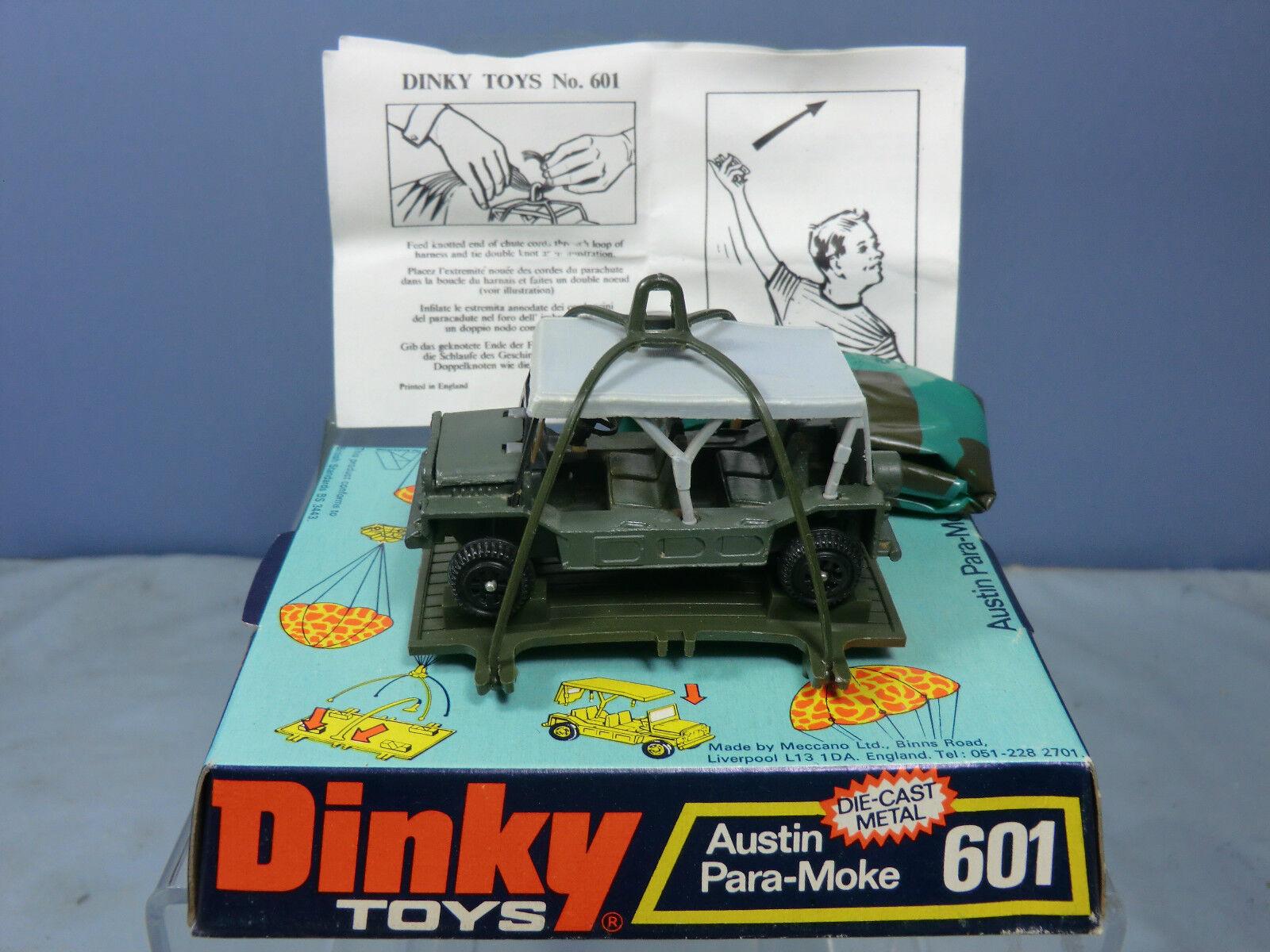Ein schäbiger spielzeug - modell no.601  austin para-moke  vn mib