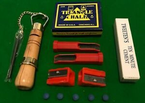 SNOOKER-POOL-TRIANGLE-CHALK-RE-TIPPING-BUNDLE-FREE-DELIVERY
