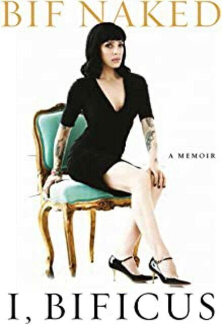 I Bificus, Excellent, Naked, Bif Book