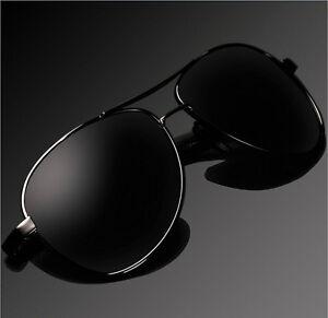 Neu Mode Herren Pilotenbrille Pornobrille Polarisiert Sonnenbrille Brille Sport JmU8cA
