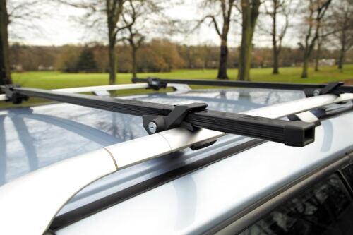 Anti theft roof bars for a 5 door Alfa romeo 156 sportwagon year 2000 to 2005