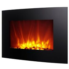 Electric Hearth Trends Fireplace 1500w Small Media With Remote ...
