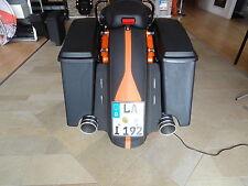 Maxomation Bagger Heckfender f. Harley Davidson® FLH Touring 09-17* H-D Rushmore