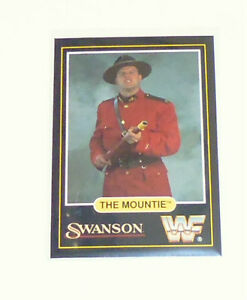 WWF-card-the-Mountie-swanson-1991