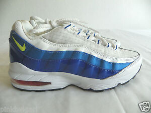 huge selection of b5c4a 01fa4 Image is loading Nike-Air-Max-039-95-LE-GS-Athletic-