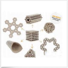 216pcs Neodymium Magnet Balls Magic Beads 3D Sphere Kids toy 3mm Education toy