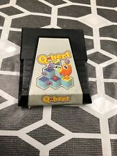 "1983 QBert Atari 2600 Parker Brothers Video Game Metal Sign Repro 9x12/"" 60469"