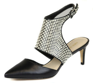 Nine West Women/'s Black Jacinta High Heels Pumps Shoes Ret $80 New