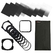 Complete ND 2 4 8 16 Filter Kit for Cokin P +Holder+Wide Adapter+lens Hood LF292