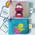 Primark DISNEY Coin  Purse FLOUNDER or SEBASTIAN