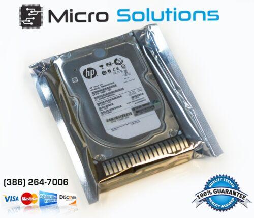 "HP 1TB 6G 7.2K 3.5/"" SAS SC HDD Hard Drive G8//G9"