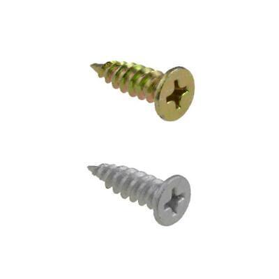 Dresselhaus Phillips Head Countersunk Screws 4.8/H Galvanised/ /M8/x 16/mm Pack of 100