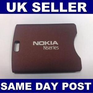 En Herbe Brand New Replacment Nokia N95 Batterie Couverture Arrière Prune Vendeur Britannique-afficher Le Titre D'origine Bonne RéPutation Sur Le Monde