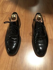 Brooks Brothers formal patent leather