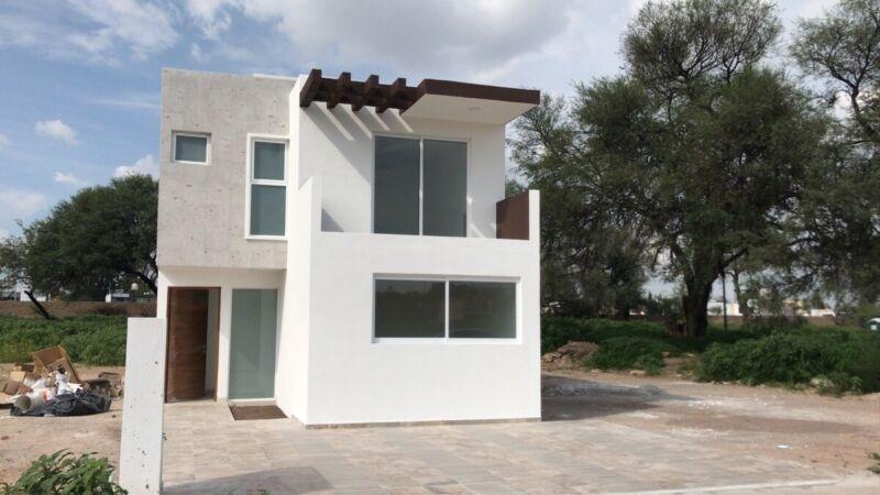 Casa Nueva Venta en Residencial Santa Bárbara