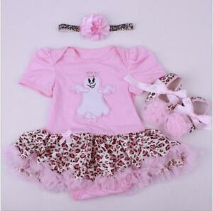 "20-22/"" Reborn Clothing Newborn Dress Baby Girl Doll Clothes Dress Set Xmas Gift"