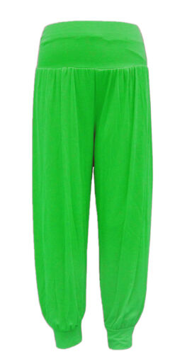 Women/'s Donna Hareem Ali Baba larghi Aladin Stile Boho Hippy Pantaloni Leggings 8-26