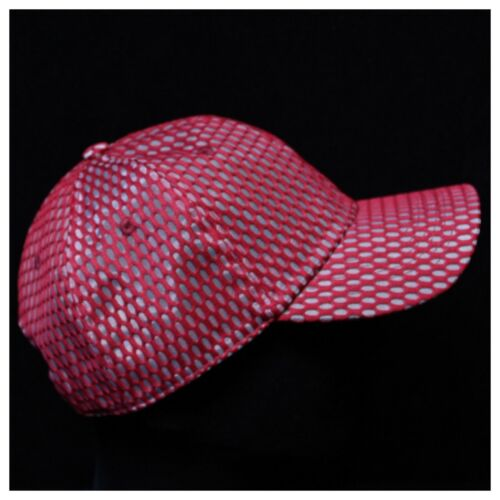 Plain Baseball Cap Fashion Hat Casual Mesh Hats Trucker Unisex Caps Snapback