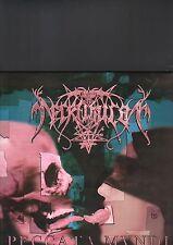 NECROMICON - peccata mundi LP