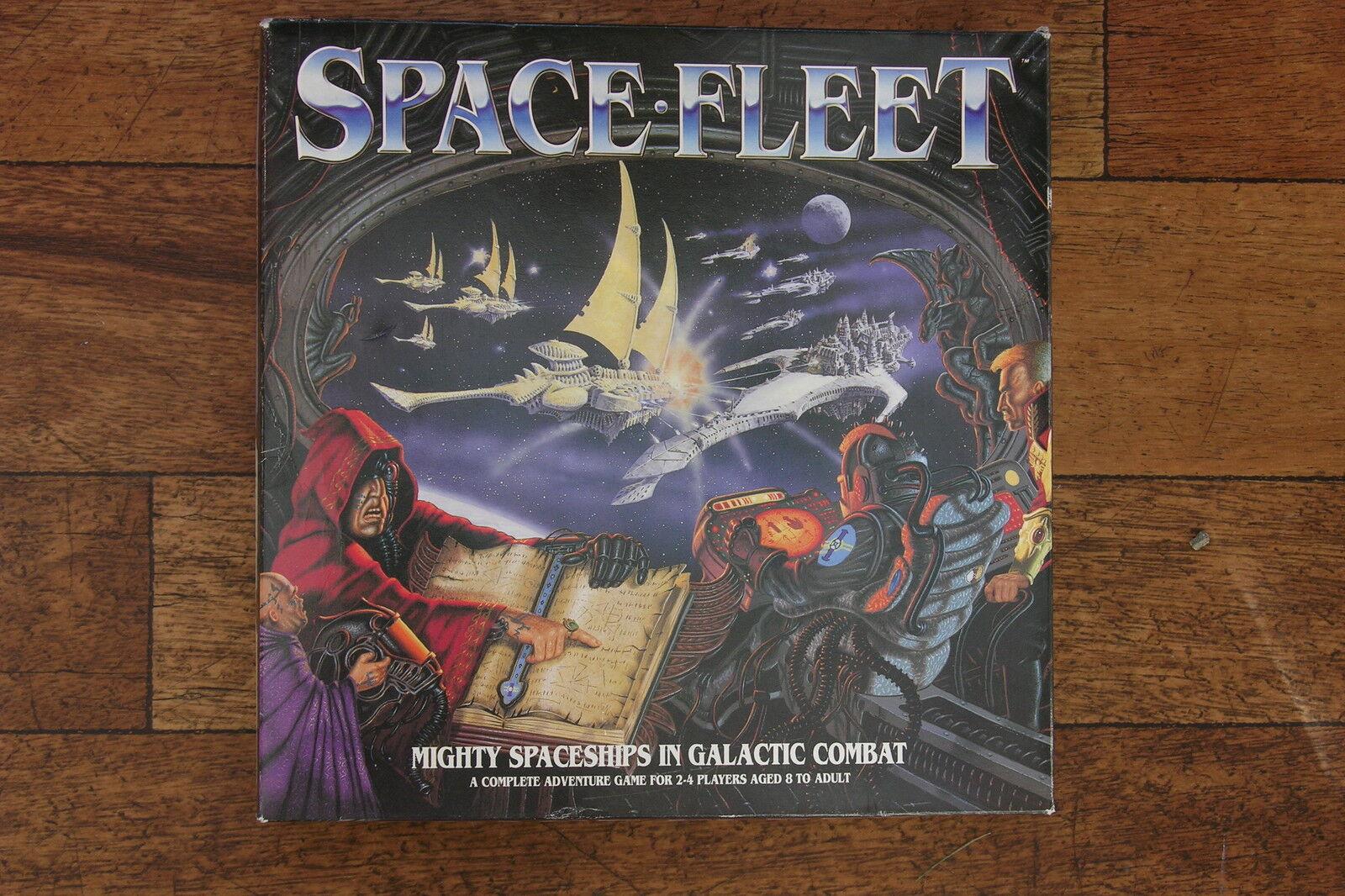 GW SPACE-FLEET COMPLETE PLUS PLUS PLUS EXTRA's , PARTIALLY UNPUNCHED 0a36b7