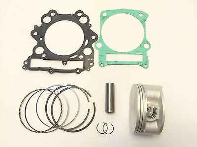 HISUN 700ATV PISTON SET KIT SUPERMACH MASSIMO QLINK MENARDS COLEMAN BENNCHE