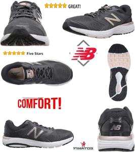 New Balance Women's W560v7 Cushioning Running Shoe,10 D US,Phantom