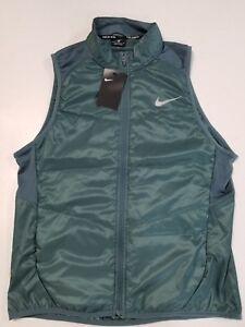 8ebcfcd5c3a0 Nike Men s Polyfill Training Running Vest Hasta Green 922457-392 ...