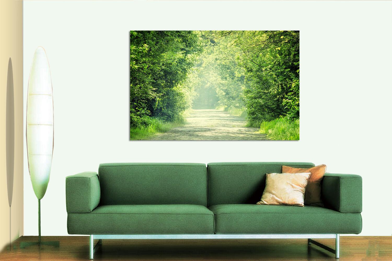 3D Sonnenschein Wald 476 Fototapeten Wandbild BildTapete AJSTORE DE Lemon