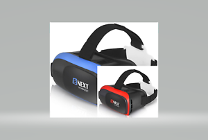 Details about Bnext VR Universal Headset Compatible iPhone & Android Phone Virtual Reality