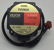 AMAT 0190-02187 Vexta Oriental Motor PK596AW 5-Phase 0.72°/Stepping Motor