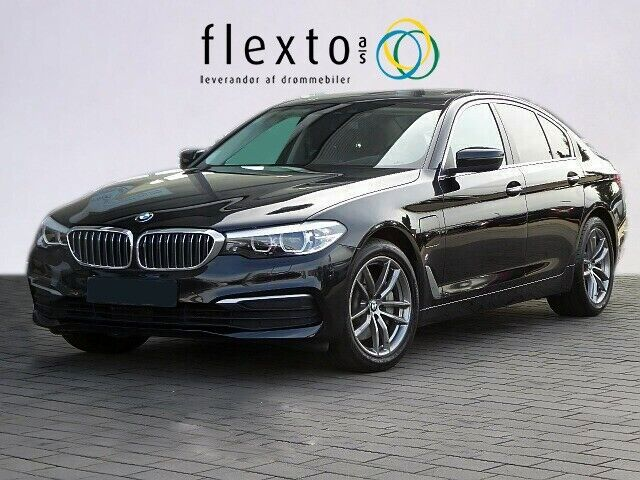 BMW 530e 2,0 iPerformance aut. 4d - 2.995 kr.