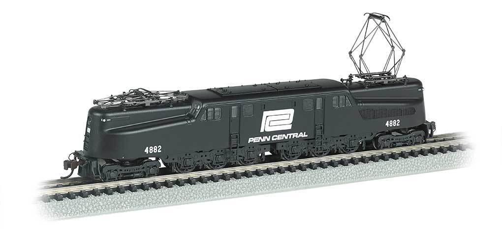 promociones de descuento Escala N N N - Locomotora Eléctrica GG1 Penn Central - 65255 Neu  promociones emocionantes