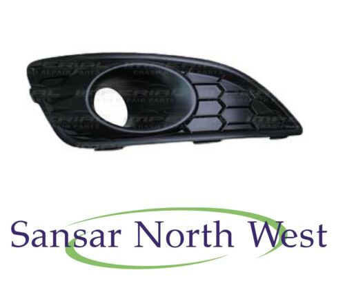 Ford Fiesta Mk7 - Front Bumper Grill Outer Section - Lamp Holes Zetec-S Right