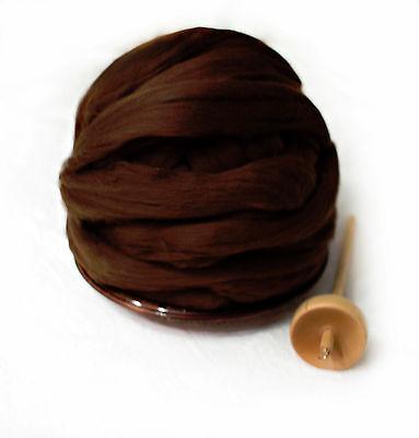 Fine Merino Many Colors Top Roving Dyed Wool Spinning Felting  Fiber  1/2 oz