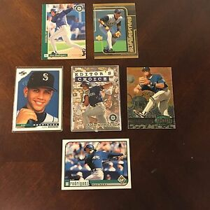 Details About 6 Baseball Trading Card Lot Alex Rodriguez Topps Upper Deck Fleer More
