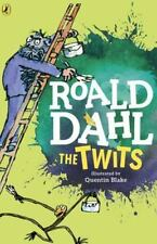 The Twits by Roald Dahl (2007, Paperback)