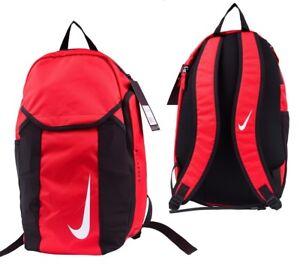3cc05218a La imagen se está cargando Mochila -Para-Adultos-Nike-Academy-Equipo-Gimnasio-Escuela-