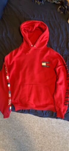 Great Condition Tommy Hilfiger Time Capsule Hoodie