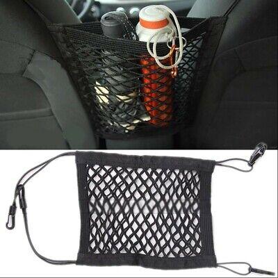 2 Pezzi Rete portaoggetti per Auto per Bagagliaio di Tronco di Auto 55x25 cm Sunbbingsp Tasca a Rete di archiviazione per Auto Auto Telo Protettivo Portaoggetti Organizer Bagagliaio Tronco Auto