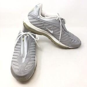 604221 plata cremallera Fit hombre Max Air 2001 L3a 101 de deporte para Heel con Nike gris Zapatillas wZ7tw