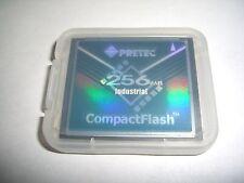 Original Pretec 256MB industrial CompactFlash CF Memory Card CFH256-CP