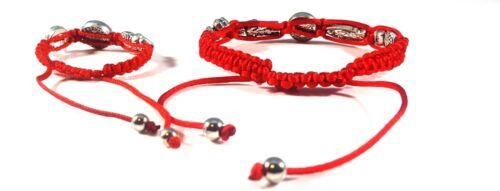 Lucky Charm Red Bracelet For Mom and Baby// Buena Suerte y Proteccion Mama Y Bebe