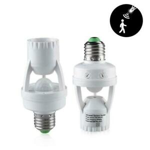 1X Sockel Doppel E27 Adapter Konverter Lampenfassung Licht Lampe led