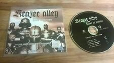 CD Hiphop Krazee Alley - Do You Know (5 Song) Promo MOTOR MOTOWN sc
