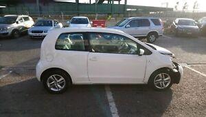 2013 seat mii v5 low mileage salvage damaged